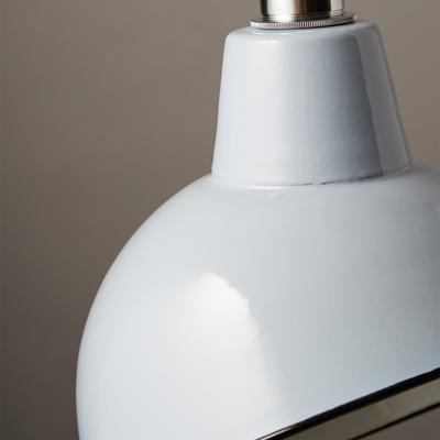 Nostalgia Lights Angled Cloche Enamel Shade - 5 colours image 8