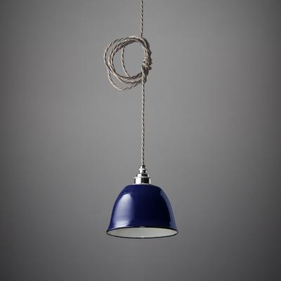 Miniature Bell Enamel Lamp Shade image 3
