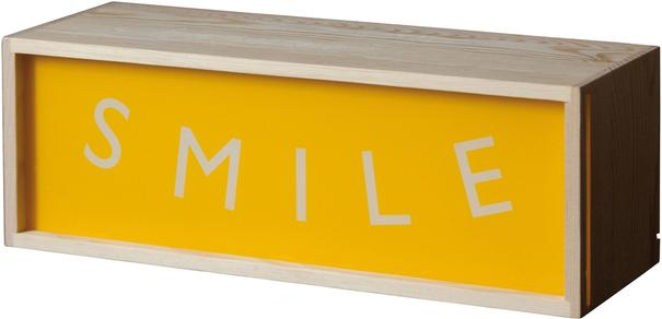 Seletti Narrow Light Box Changeable Text image 3