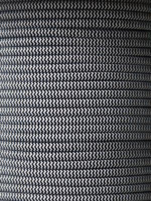 Nostalgia Lights ROUND Fabric Cable image 2