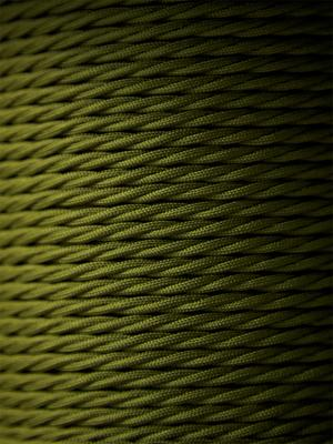 Nostalgia Lights TWISTED Fabric Cable image 4