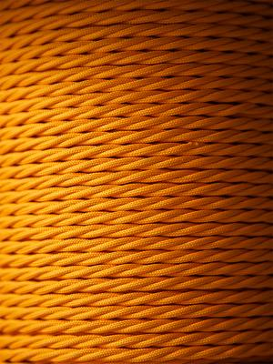 Nostalgia Lights TWISTED Fabric Cable image 7