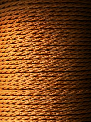 Nostalgia Lights TWISTED Fabric Cable image 13