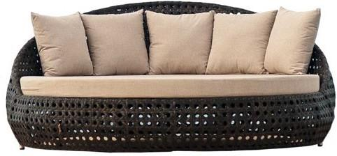 Ollie Ocean Outdoor Daybed Without Roof image 2