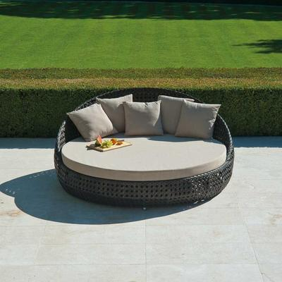 Ollie Ocean Outdoor Daybed Without Roof image 4