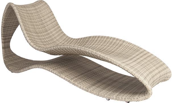 Ocean Surf Designer Sunbed image 3