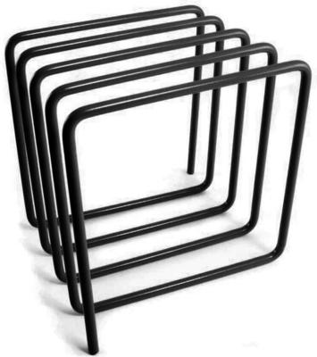 Block Magazine Rack - Grey image 2