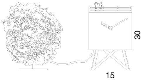Progetti Bird Watching Cuckoo Clock image 4