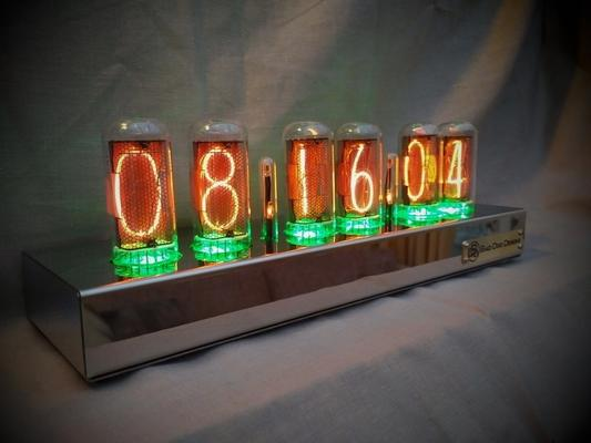 Amidala-One Nixie Clock