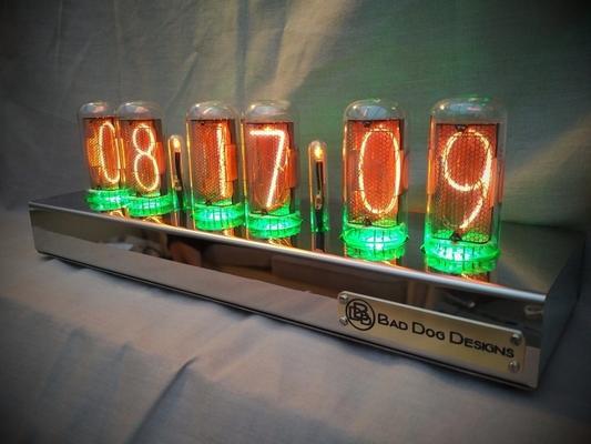 Amidala-One Nixie Clock image 2