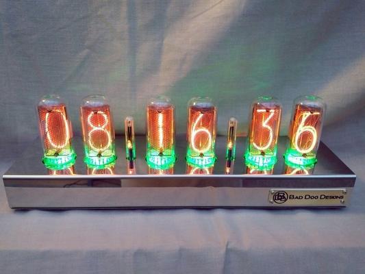 Amidala-One Nixie Clock image 4