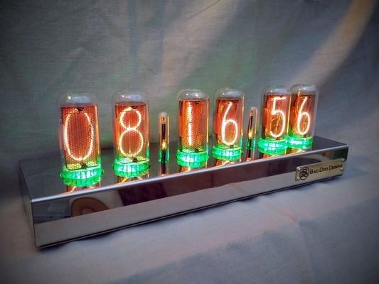 Amidala-One Nixie Clock image 5