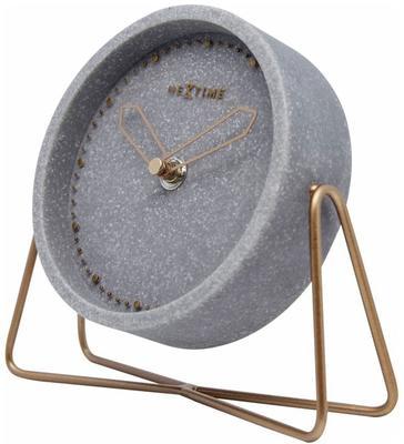 NeXtime Cross Table Clock - Grey image 2
