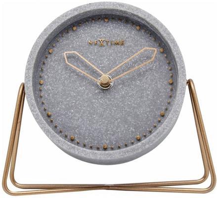 NeXtime Cross Table Clock - Grey
