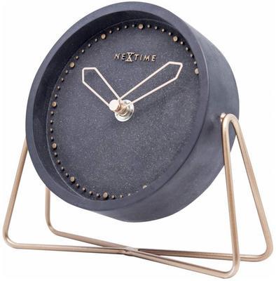NeXtime Cross Table Clock - Black image 3