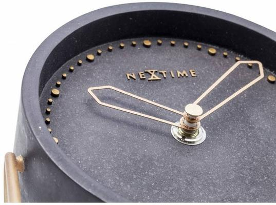 NeXtime Cross Table Clock - Black image 4