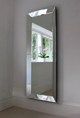 Plain Venetian Full Length Mirror