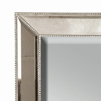 Venetian Mirror With Stud Frame image 3