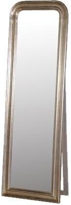 Silver Dressing Mirror Aged