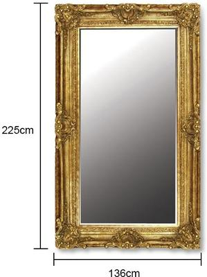 Extra Large Ornate Mirror image 2