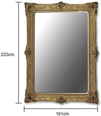 Large Decorative Mirror image 2