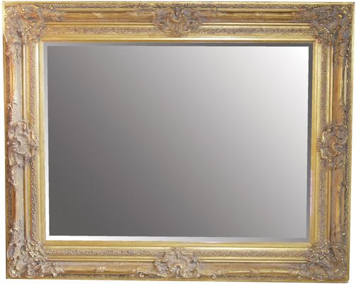 Large Ornate Mirror image 3