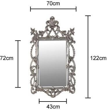 Intricate Frame Mirror image 2
