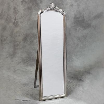 Wooden Dressing Mirror image 2