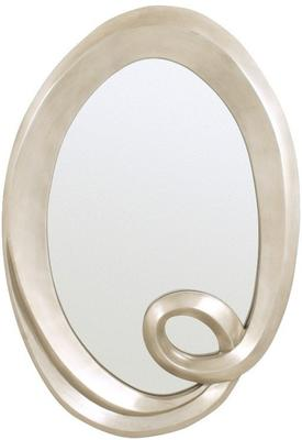 Oval Curl Mirror