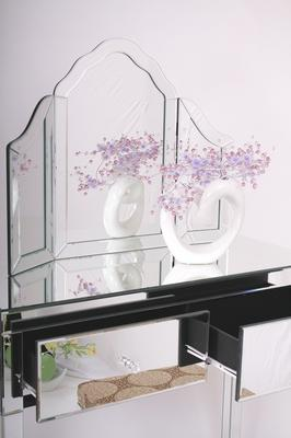 Venetian Bevelled Dressing Table Mirror