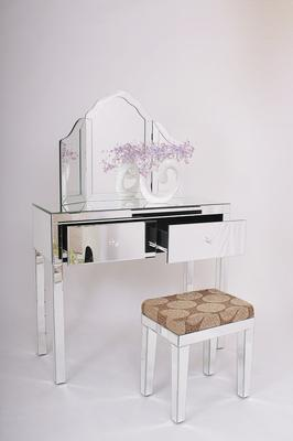 Venetian Bevelled Dressing Table Mirror image 3