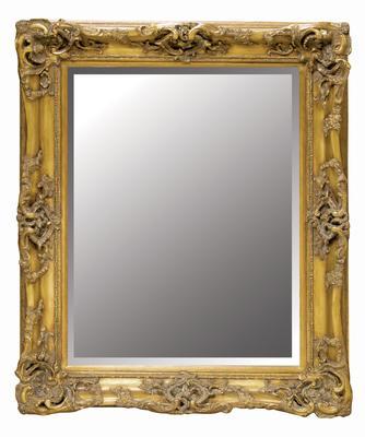 Decorative Gold Wall Mirror Antique Gilt Design
