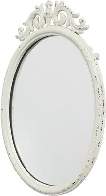 Baroque Metal Mirror