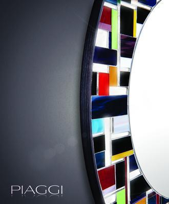 Eclipse PIAGGI glass mosaic mirror image 6