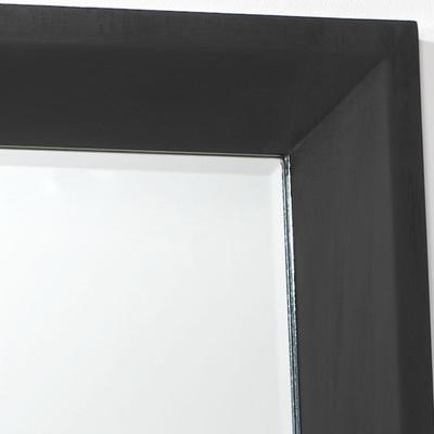 Dressing Mirror, Black Lacquer image 3