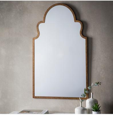 Aria Antique Gold Mirror
