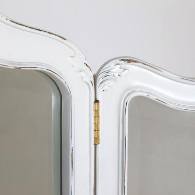 Ripple French Dressing Table Mirror image 3