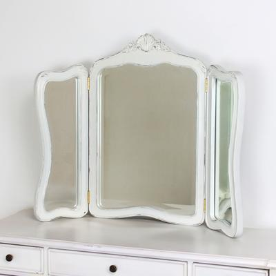 Ripple French Dressing Table Mirror