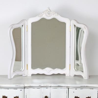 Classic French Dressing Table Mirror