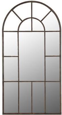 Tall Window Pane Mirror