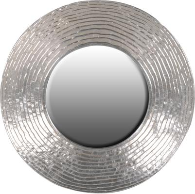 Silver Moon Wall Mirror