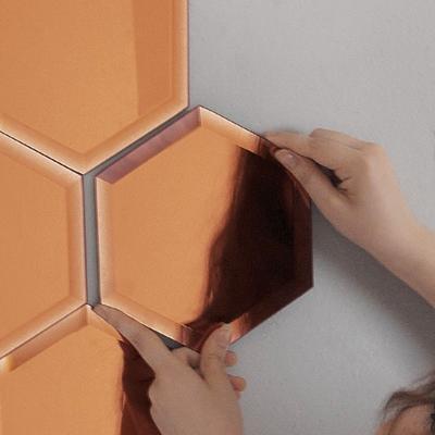 Mirrored Glass Tiles