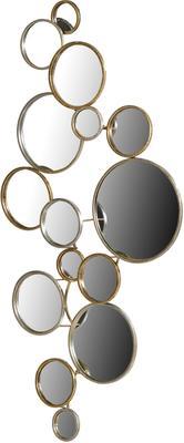 Fifteen Circles Wall Mirror