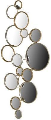 Fifteen Circles Wall Mirror image 2