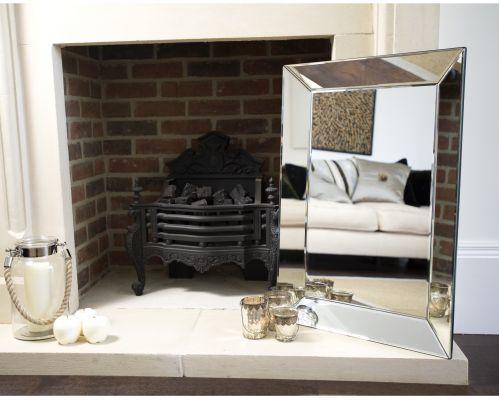 Plain Venetian Mirror Medium
