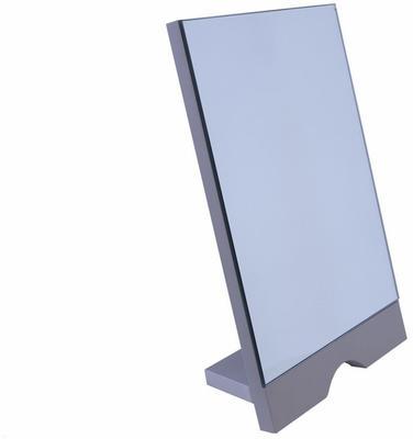 Table top mirror in matt stone - Marlow range