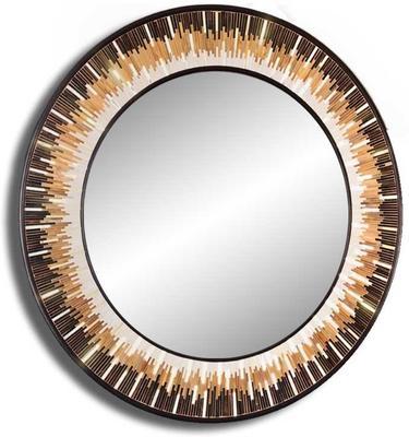 Supernova PIAGGI glass mosaic mirror image 9