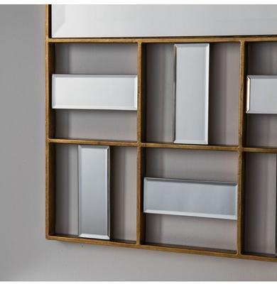 Enzo Contemporary Mirror image 2
