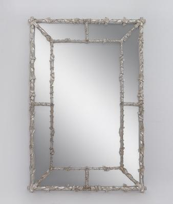 Jacinthe Ornate Wall Mirror image 2