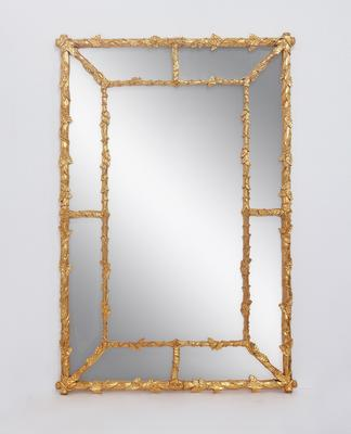 Jacinthe Ornate Wall Mirror image 4